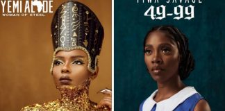 A Collab With Tiwa Savage May Never Happen - Yemi Alade