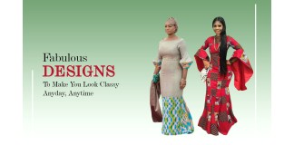 Ankara Styles: Fabulous Ankara To Make You Look Classy Anyday, Anytime
