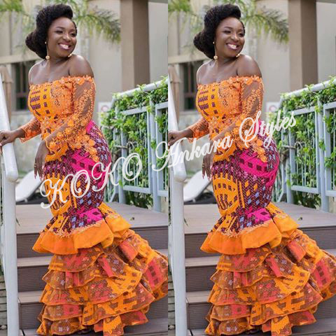 Ankara Styles: Flaunt Your Royal Majesty In These Amazing Designs