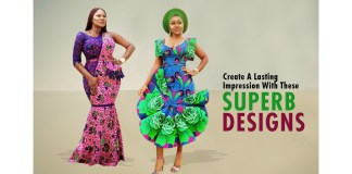 Ankara Styles: Create A Lasting Impression With These Superb Designs