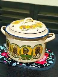 TBT: 5 Items Found In Every Nigerian Mom's Kitchen In The Good Old Times