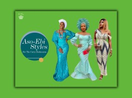 6 Aso Ebi Styles For The Curvy Fashionista