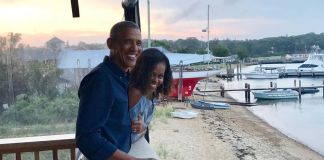 27 Amazing Years! Barack Obama And Wife Celebrates Wife Each Other On Their Wedding Anniversary