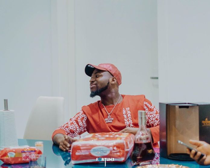 O-OBO: Davido's Unborn Child Gets Endorsement Deal 1