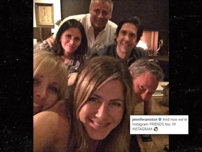 Jennifer Aniston BVreaks Guiness World Record, Garners Over 11m IG Followers In 2 Days