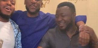 MC Galaxy Gifts Frodd And Omashola Money