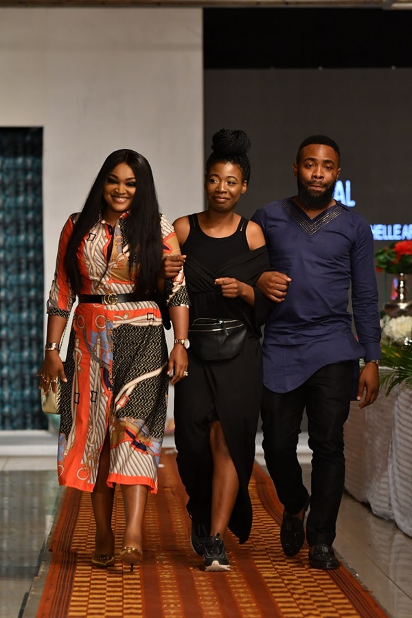 From Wizkid's Epic Dolce & Gabbana Show To Tiwa Savage's Catwalk For Fashion For Relief Walk, See How Nigerian Celebs Are Strutting It On The Runway 18