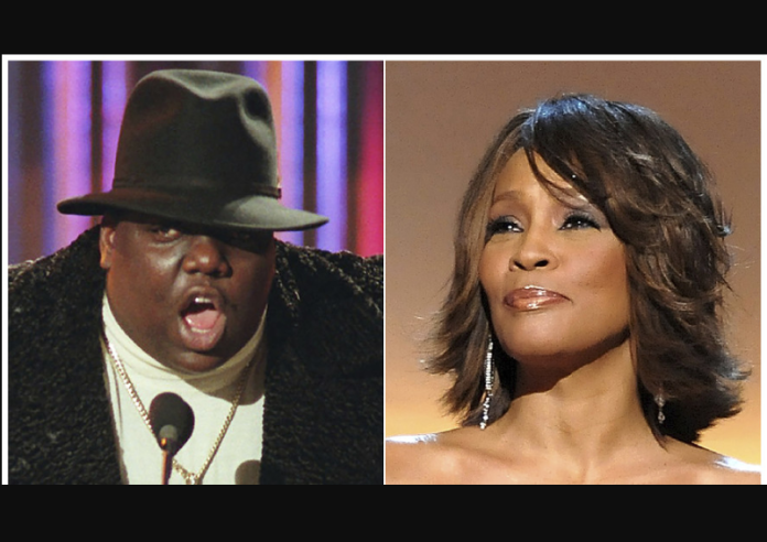 Whitney Houston And Notorious B.I.G Inducted Into Rock And Roll Hall Of Fame