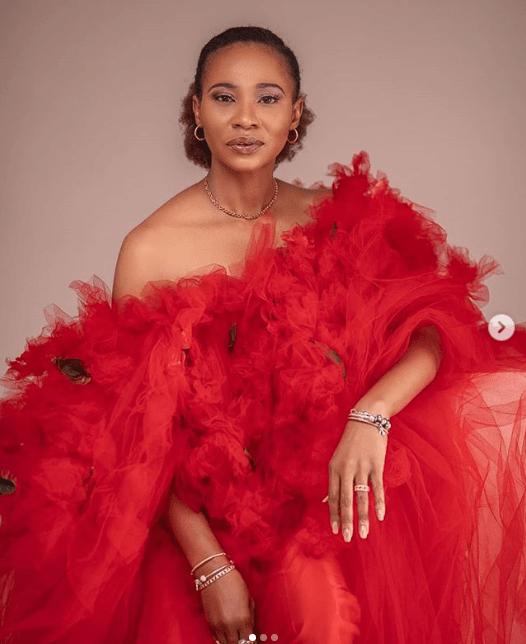 Nse Ikpe Etim Celebrates Her 45th Birthday With Gorgeous New Snaps 4