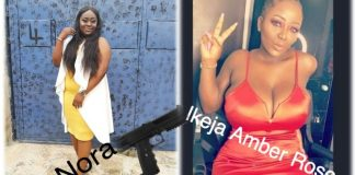 Ikeja Amber Rose: Drama As Tweeps Backlash Each Over Body Shapes