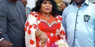Wow! See Pictures From Ex-First Lady Patience Jonathan's 54th Birthday