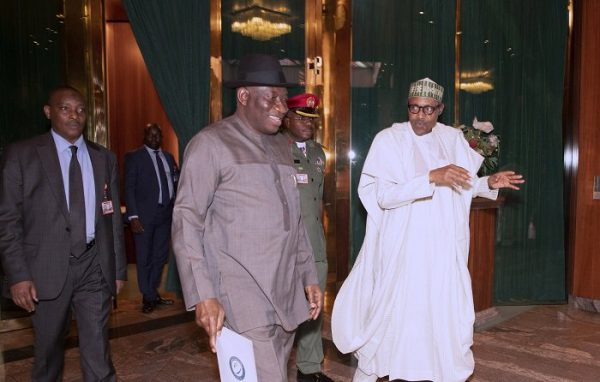 This Is What Really Happened When Former President Goodluck Jonathan Met Buhari At The Presidential Villa 4