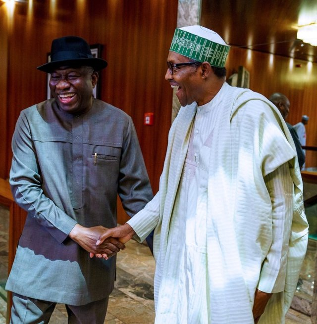 This Is What Really Happened When Former President Goodluck Jonathan Met Buhari At The Presidential Villa 5