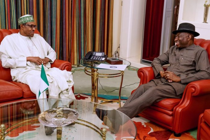 This Is What Really Happened When Former President Goodluck Jonathan Met Buhari At The Presidential Villa 6