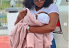 Ruth Kadiri Steps Out All Stunning With Baby Reign Ezerika
