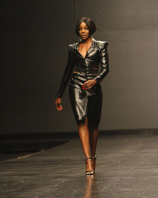 From Wizkid's Epic Dolce & Gabbana Show To Tiwa Savage's Catwalk For Fashion For Relief Walk, See How Nigerian Celebs Are Strutting It On The Runway 6