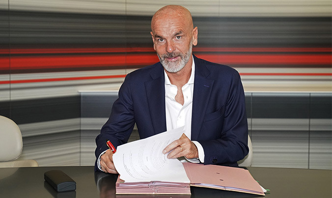 AC Milan Confirms Stefano Pioli As New Head Coach To Replace Marco Giampaolo 1