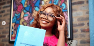 Tacha Bags First Endorsement Deal, Becomes The Face Of Lunettes