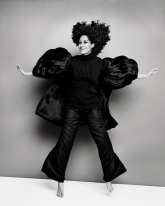 Queen Of Colours! No One Does Monotone To Perfection Like Tracee Ellis Ross 6