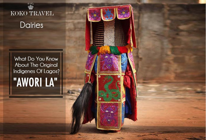 """Travel: What Do You Know About The Original Indigenes Of Lagos """"Awori La"""" 3"""