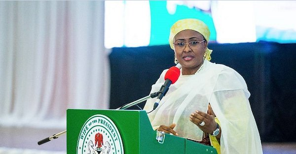 Aisha Buhari Calls For Prayers For Nigeria