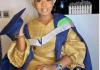 Alaafin Of Oyo's Youngest Wife, Olori Badirat Ajoke Adeyemi Bags First Degree From UI