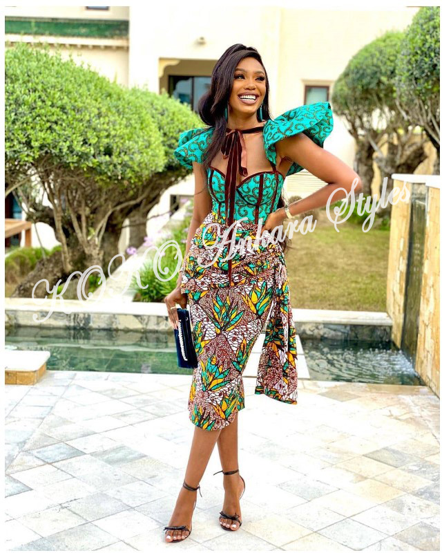Begin November On A Chic Note With These Fabulous Ankara Styles