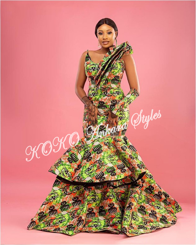 Eccentric Ankara Styles That Will Have Your Onlookers Go Awwn! 2