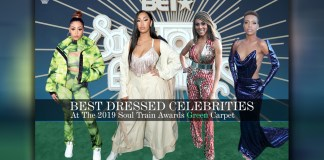 Best Dressed Celebrities At The Soul Train Awards 2019
