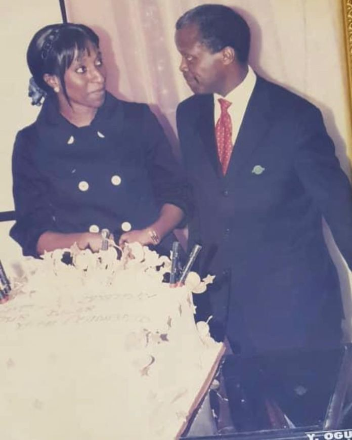 Hand In Hand: Yemi Osinbajo's Wife Dolapo Celebrates Their 30th Year Together 4