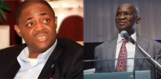 """Tunde Is Shallow"", FFK Drags Fashola Over Bad Roads Comment"