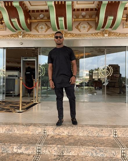 Alexx Ekubo And Fiancee: I Will Not Do Social Media Love - Funny Bone