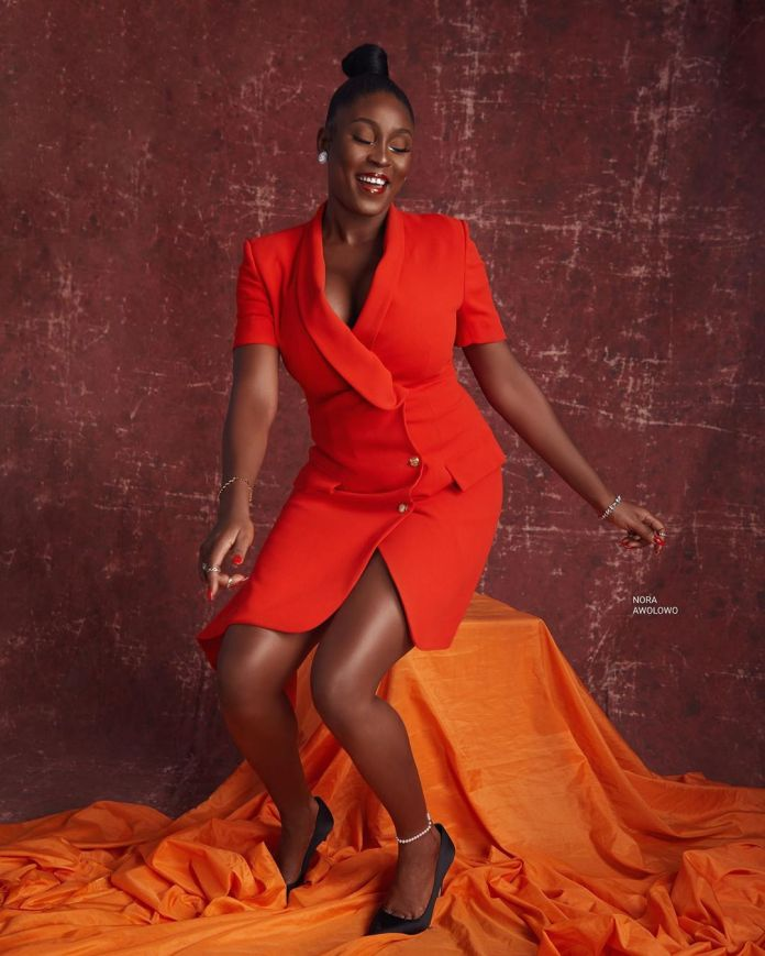KOKO's Cover Star Lota Chukwu Exudes Glamour In New Birthday Snaps 6