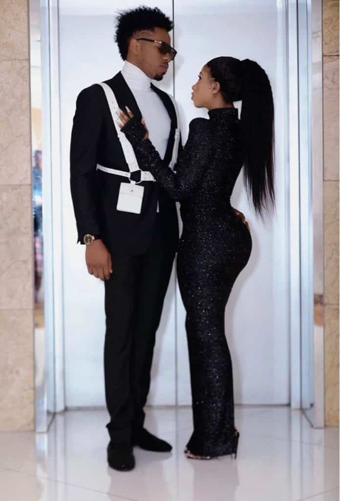 Bonnie And Clyde! 7 Beautiful Images Of Mercy Eke and Ike Onyema That Will Give You Couple Goals 4