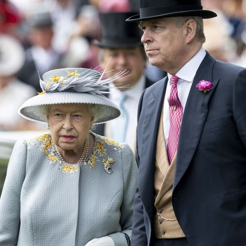 Jeffrey Epstein: Queen Cancels Prince Andrew's 60th Birthday Party 4
