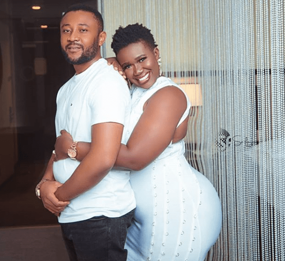 Comedienne Warri Pikin Gushes Over Her Hubby, Recounts How She Was Told To Dump Him 1