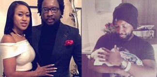 Sonnie Badu And Wife Ann-Marie Welcome Baby Number 4