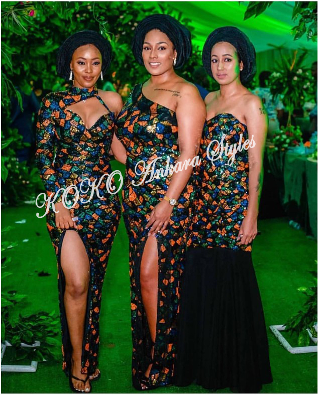 Eccentric Ankara Styles That Will Have Your Onlookers Go Awwn! 1