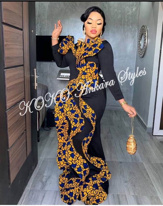 Round Off November In These Highly Suave Ankara Styles 1