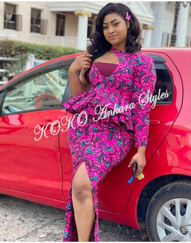 Round Off November In These Highly Suave Ankara Styles 5