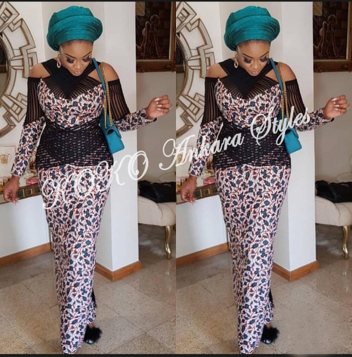 Vamp Up Your Ankara Game With These 5 Styles 3
