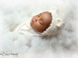 KOKO Junior: Ruth Kadiri Ezerika's Daughter Rocks 3 Months