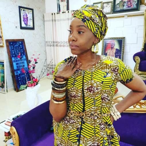 Oluwo Of Iwo And Estranged Wife Fight Dirty On Instagram