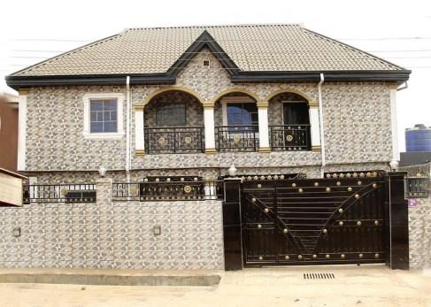 MC Oluomo wife's mansion KOKOTV.NG
