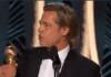 """I Didn't Bring Mom... It'd Be Awkward"", Brad Pitt At Golden Globes Awards"