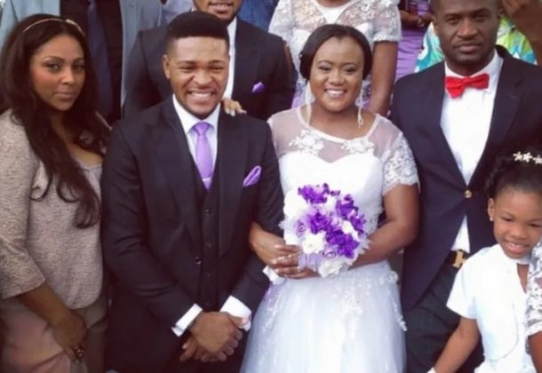 Psquare's Sister Mary Okoye And Actor Husband Emma Emordi Attack Each Over Crashed Marriage