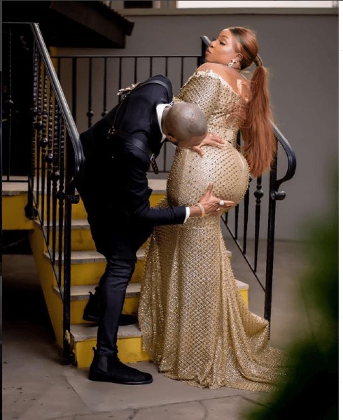Actress Anita Joseph Showers Prayers On Her Husband