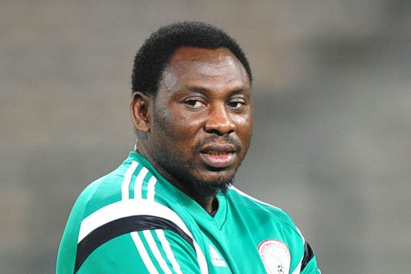 Buhari Appoints Daniel Amokachi As Nigeria's Football Ambassador
