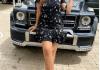 """""""I Don't Like It"""", Regina Daniels Says As She Flaunts G-Wagon"""