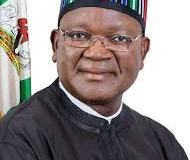 Benue Governor Samuel Ortom of Benue
